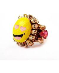 Bijoux De Famille | Simley Ring | Lyst