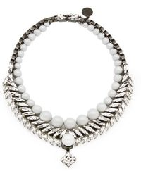 Ellen Conde | Bettie Classic Necklace | Lyst