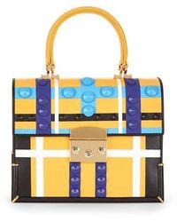Mayra Fedane | Mini Harlow Lego Studded Bag | Lyst