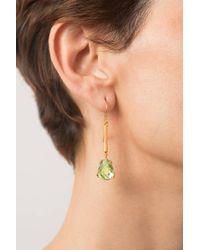 Hissia Green Luz Earrings EgsmX