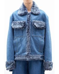 Jamie Wei Huang - Keegan Denim Jacket - Lyst