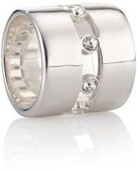 Yael Salomon - Stelle 09 Silver Ring - Lyst