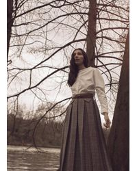 Gabriela Alexandrova - Flat Shirt - Lyst