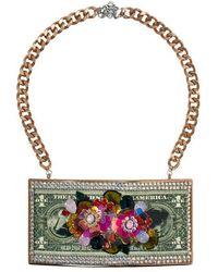Bijoux De Famille - Exotic Flower Power Necklace - Lyst