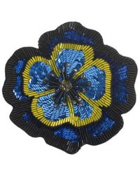 Forest Of Chintz | Full Bloom Brooch | Lyst