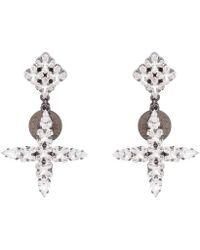 Ellen Conde - Lolita Classic Drop Earrings - Lyst