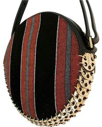 Paco Rabanne Chainmail Small Drum Bag - Multicolor