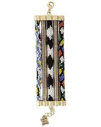 BCBGMAXAZRIA Seed Bead Bracelet - Multicolor