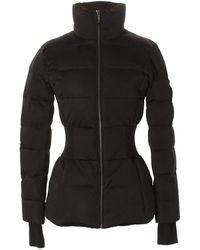 BCBGMAXAZRIA Lorraine Puffer Down Jacket 12251bm-001 - Black