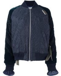 Lyst - Quilted Jackets | Women's Designer Quilted Jackets | Lyst : designer quilted jackets - Adamdwight.com