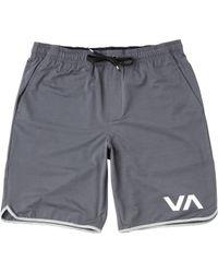 """RVCA - Va Sport Short Ii 20"""" Short - Lyst"""