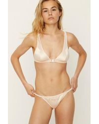 Love Stories Polly Bralette - Natural