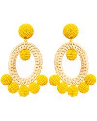 Sachin & Babi Panama Drops - Goldenrod - Yellow