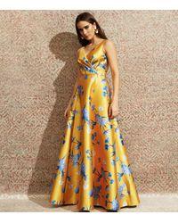 Sachin & Babi Rae Gown - Multicolour