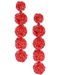 Sachin & Babi - Fleur Bouquet - Red - Lyst