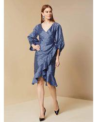 Sachin & Babi Rae Dress - Blue