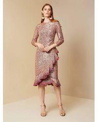 Sachin & Babi Ava Dress - Pink