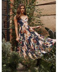 Sachin & Babi Stacey Dress - Blue