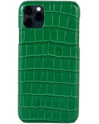 St. Ash Iphone 11 Case Green