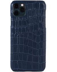 St. Ash Iphone 11 Case Dark Blue