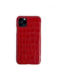 St. Ash Iphone 11 Case Red