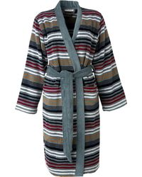 Sonia Rykiel Rue De Seine Striped Robe - Multicolor