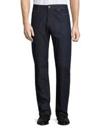 Peter Millar - Crown Washed Slim-fit Jeans - Lyst