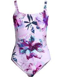 d3e4d37df7ee Gottex - Women's Primrose Floral One-piece Swimsuit - Lyst