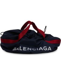 Balenciaga - Small Wheel Bag - Lyst