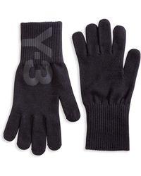 Y-3 - Logo Graphic Gloves - Lyst