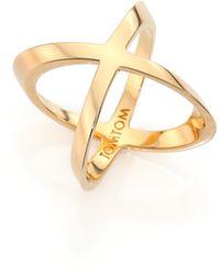 Tomtom - Chevron Prix X Ring - Lyst