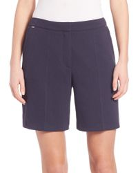 BOSS Tyxina Shorts - Blue