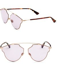 Dior - So Real 59mm Pantos Sunglasses - Lyst
