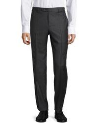 Zanella - Devon Wool Dress Pants - Lyst