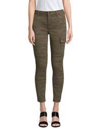 Joe's - Camouflage Cargo Pants - Lyst