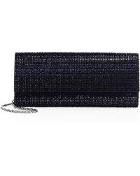17d985a11e7 Lyst - Judith Leiber Couture Ritz Fizz Crystal Clutch Bag in Metallic