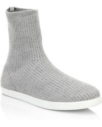 The Row - Dean Sock Boot - Lyst