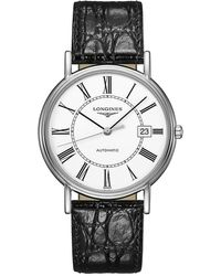 Longines Presence Watch - White