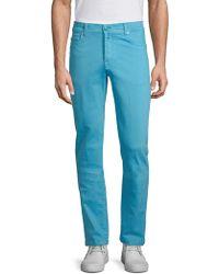 Kiton - Classic Slim-fit Jeans - Lyst
