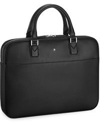 Montblanc Sartorial Ultra Slim Document Case - Black
