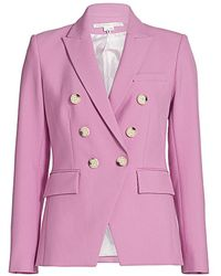 Veronica Beard Miller Dickey Jacket - Pink