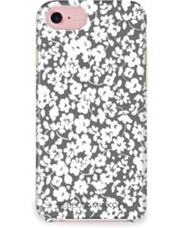 Rebecca Minkoff | Floral Double Up Iphone 7 Case | Lyst