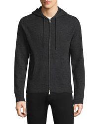 Bonobos - Wool Cashmere Full-zip Hoodie - Lyst