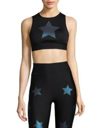 Ultracor - Level Knockout Crop Top - Lyst