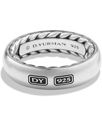 David Yurman - Exotic Stone Sterling Silver Ring - Lyst