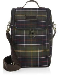 Barbour - Tartan Cooler Bag - Lyst