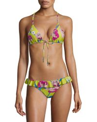 6 Shore Road By Pooja - Southport Triangle Bikini Top - Lyst