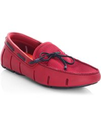 Swims | Braided Lace Loafer | Lyst