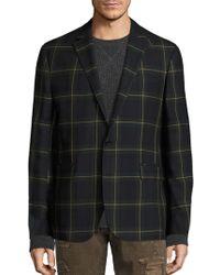 Polo Ralph Lauren - Morgan Plaid Wool Sportcoat - Lyst