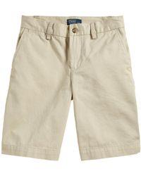 Ralph Lauren - Boy's Chino Shorts - Lyst